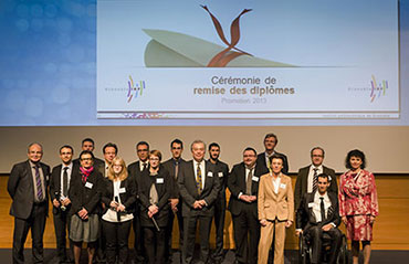 Remise des diplômes Grenoble INP : la promotion 2013 à l'honneur