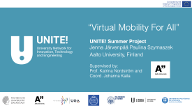 Virtual mobility for all