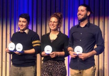 Lauréats 2019 MT180 Grenoble