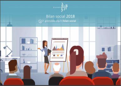 Grenoble INP - Bilan social 2018