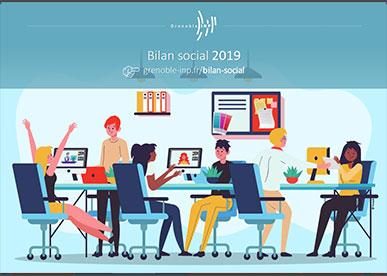 bilan social 2019