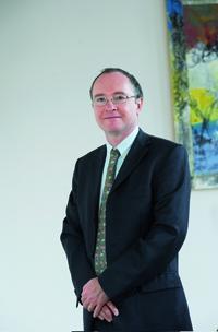 Jean-Marie Bourgeois, directeur français de l'IFCEN
