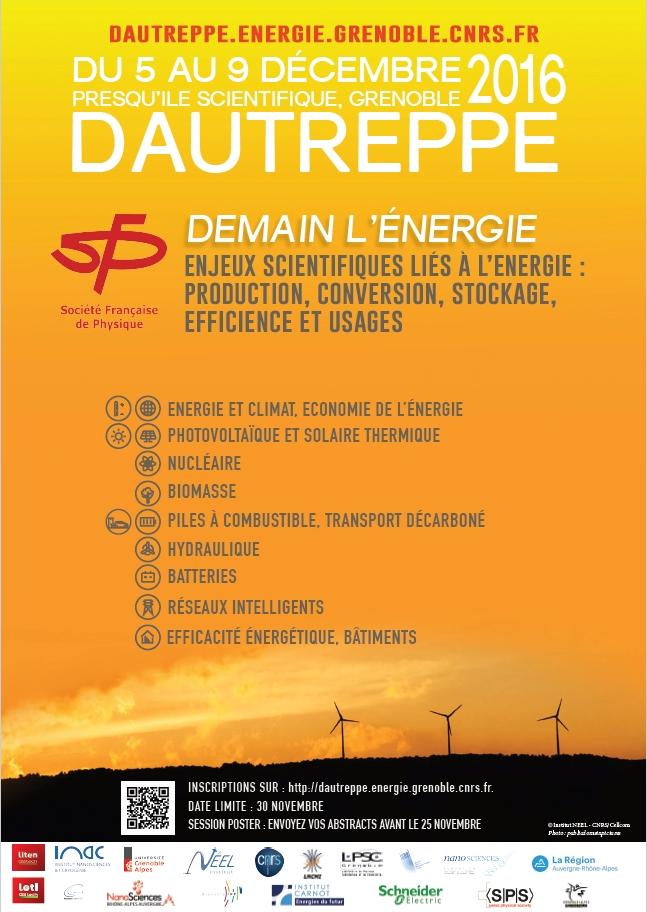 Séminaire Dautreppe