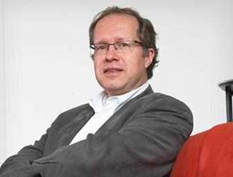 Didier Georges, directeur du collège doctoral de l'Université de Grenoble