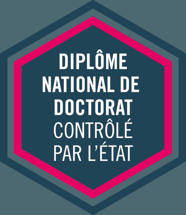 Diplôme national de doctorat contrôlé par l'Etat