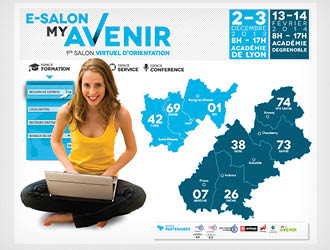 e-Salon My Avenir 2014