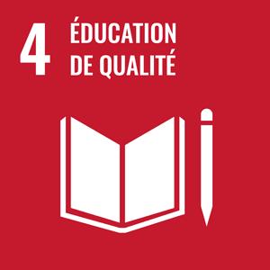ODD 4 Education de qualité