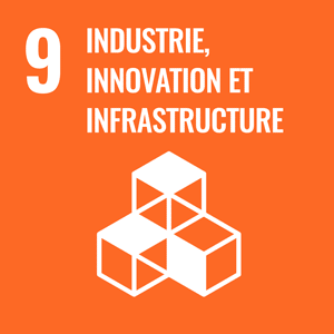ODD 9 Industrie, innovation et infrastructure