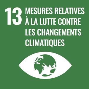 ODD 13 Lutte contre les changements climatiques