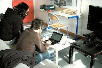 Le Fab Lab de Polytech Grenoble