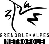Grenoble Alpes Métropole - logo