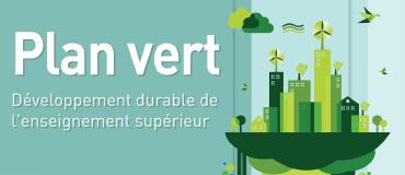 Plan vert de Grenoble INP