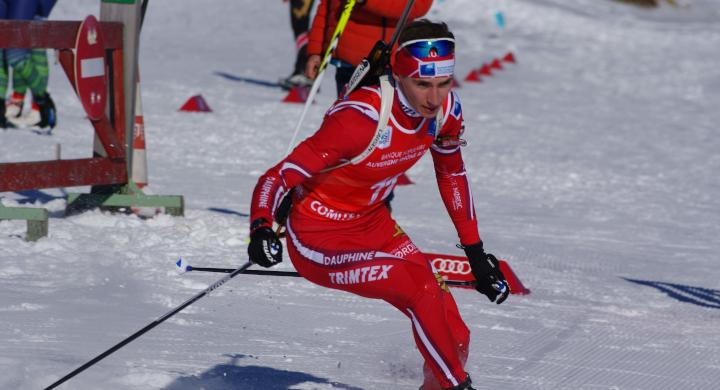 GrenobleINP-Phelma - Jimmy HUDRY - Sportif de Haut Niveau = Biathlon