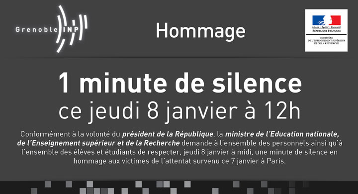 Rassemblement pour Charlie Hebdo