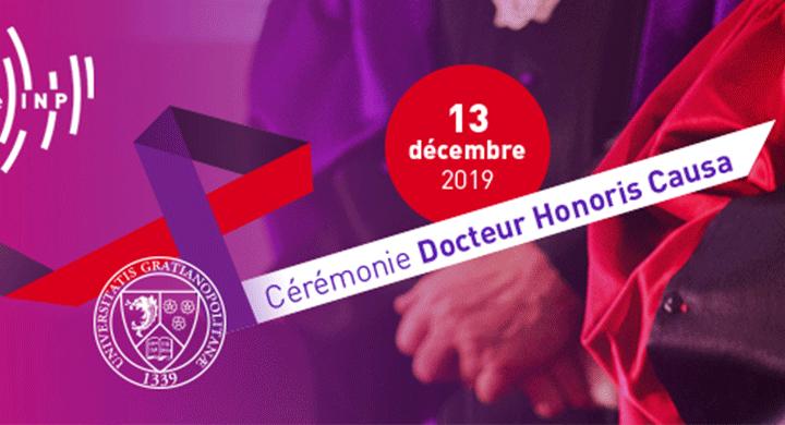 docteur honoris causa