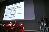 Cérémonie docteur Honoris Causa
