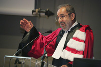 Le discours de Carlo Naldi