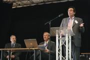 Jean-Charles Joud en ouverture de la Fête des thèses