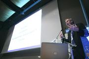 Paul Jacquet en ouverture de la conférence