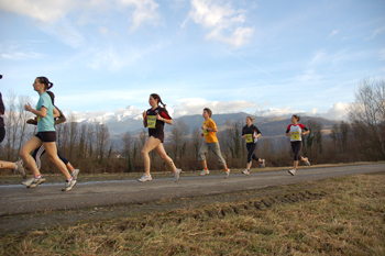 Cross 2007 de Grenoble INP