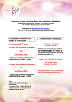 annonce ateliers 1er avril 2008