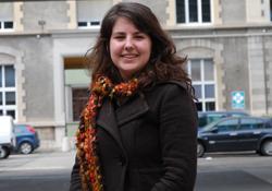 Anaïs Rios, vice-présidente étudiante