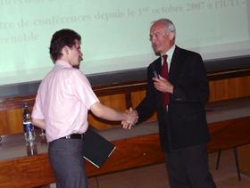 Fête des thèses 2008