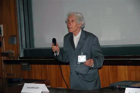 Louis Bolliet - Colloque du 16 mai 2008