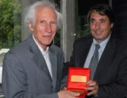 Louis Bolliet et Michel Destot
