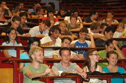 Rentrée des étudiants étrangers 2008