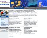 site web cluster Energies