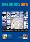 Couverture Revue ingénieurs INPG septembre 2008
