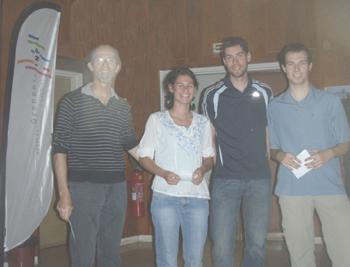 Palmarès 2008-2009 des sportifs de Grenoble INP