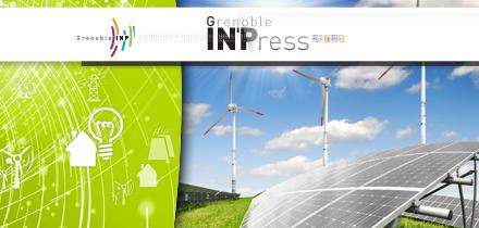 Grenoble INPress : newsletter du mois de novembre 2012 sur les smartgrids