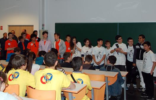 Fisrt Tech Challenge 2013