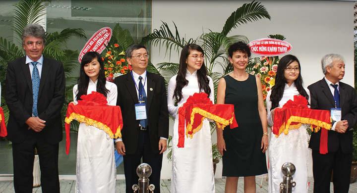 Inauguration of CARE - 2013