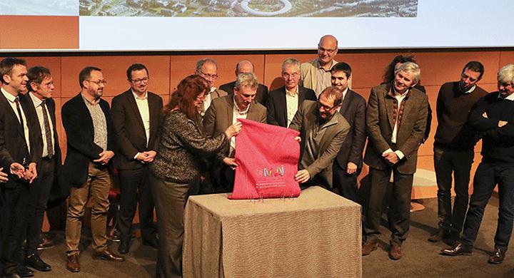 inauguration MIAI Grenoble