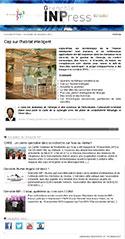 INPress - Habitat intelligent - décembre 2013