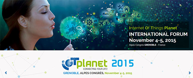 Internet of Things Planet 2015