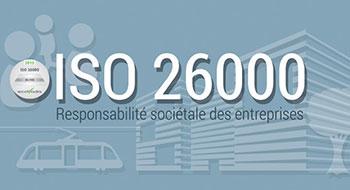 ISO 26000 - Responsabilité sociétale