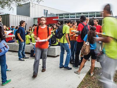 Les services étudiants