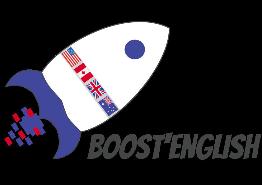 logo boost'english