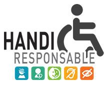 Logo Handi-responsable