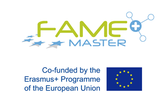 Logos Fame + co funded erasmus.png