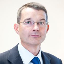 Olivier Lamarre, directeur adjoint de la production nucléaire, EDF