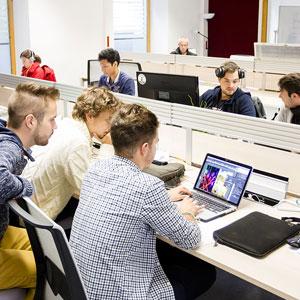 Pépite Ozer, espace de coworking pour l'entreprenariat étudiant