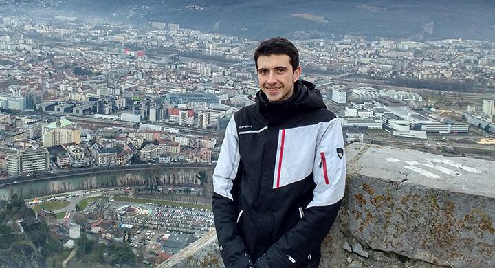 Gabriel, de la licence à la 1ère année de Grenoble INP - Génie industriel