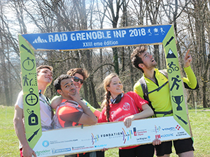 Prologue Raid Grenoble INP