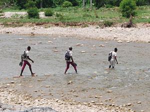 rescif colloque haiti defi liés à l'eau