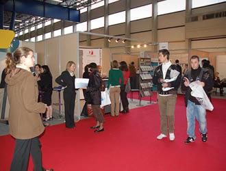Grenoble INP sur les salons étudiants